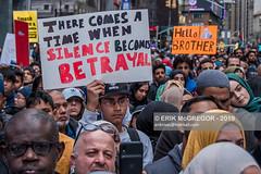 EM-190324-EndIslamophobia-056 (Minister Erik McGregor) Tags: activism buildmovementsnotwalls christchurchmassacre defenddemocracy donaldtrump dumptrump endislamophobia endwhitesilence endwhitesupremacy erikmcgregor freepalestine iamamuslimtoo lovetrumpshate muslimban muslimrights nyc nyc2palestine newyork newyorkcity newyorkers noban nomuslimbanever notmypresident peacefulprotest peacefulresistance photography protest refugeeswelcome resisttrump sanctuarycity solidarity standwithmuslims stopthehate timessquare travelban usa unitedagainstislamophobia whitesupremacy xenophobia bigotry demonstration humanrights photojournalism politics racism rally refusefascism revolution trumpvsallofus 9172258963 erikrivashotmailcom ©erikmcgregor