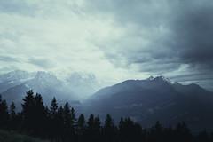 ered luin (gabriela vetsch) Tags: blue mood bluemood mountain mountains berg berge gebirge alpen alps baum bäume tree trees cloud clouds wolken wolke wetterhorn hasliberg berneroberland schweiz switzerland canon6d canon24105 light licht