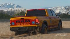 Forza Horizon 4 RAM 2500 Lifeguard Los Angeles (crash71100) Tags: forza horizon 4