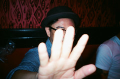 OLYMPUS µ[mju:]-II ZOOM 115 31st. (.ks.1.) Tags: ks ks1 ksone film filmcamera filmsnap shanghai 上海 trip travel writing blog hongkongcamerastyle hongkongfilmcamerastyle olympus olympusμmjuiizoom115 iso800 lomofilm lomography party people portrait negative 35 35mm buyfilmnotmegapixels analog ありがとう 菲林 底片 フィルム カメラ しゃしん 写真 ishootfilm bullshit word words