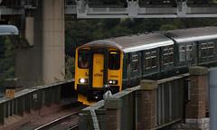 Class 150 6th Oct 2018 (JDurston2009) Tags: class150 royalalbertbridge saltash train dmu