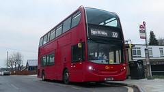 Abellio 320 (londonbusexplorer) Tags: goahead london adl enviro 400 en45 9549 sn12aow 320 biggin hill catford bridge tfl buses