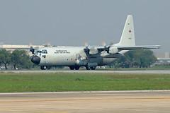 Royal Thai Air Force   Lockheed C-130H Hercules   60105 (Globespotter) Tags: bangkokdon muang royal thai air force lockheed c130h hercules 60105