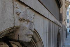 Hemels gezicht (Cheetah_flicks) Tags: plaatsen beeldendekunst belgië streetart hemelstraat antwerpen europa antwerp belgium europe instagram fotoprojectjes