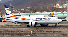 737 MAX llegando a Tenerife (Dawlad Ast) Tags: aeropuerto internacional tenerife sur south international airport islas canarias canary island spotting avion plane airplane aircraft tfs febrero february 2019 españa spain boeing 7378max okswa smartwings sn 43555 b737 b738 737 737800 max