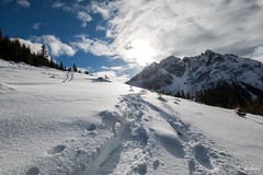 Hike off the main tracks (Piotr Grodzicki) Tags: austria alps tirol mountains sunshine