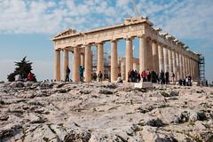 DSCF0644 (ODHuang) Tags: acropolis 衛城 παρθενώνασ parthenon athens 雅典