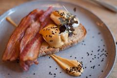 Day 4 / Y8. (evilibby) Tags: eggsbenedict espressohollandaise bacon flotsamjetsam wandsworth food omnom breakfast brunch project365
