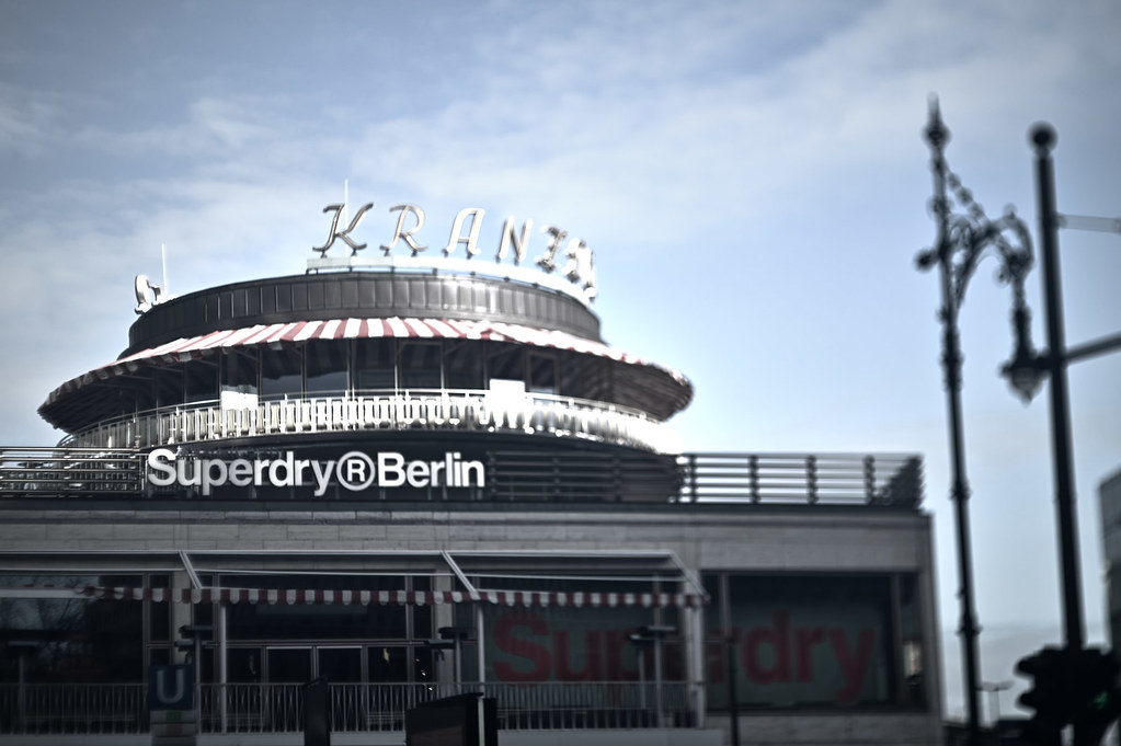 the latest 3d20f 500ec The World's Best Photos of berlin and superdry - Flickr Hive ...