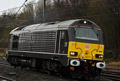 67005 at Lancaster 16,3,19. (lifeboat1721) Tags: 48151 60163 8f lancaster oxenholme steamlocomotive tornado westcoastrailways carlisle