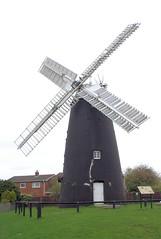 Burwell windmill (jpotto) Tags: uk cambridgeshire burwell burwellwindmill windmill industrial building structure stevensmill towermill