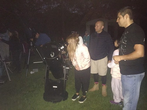 3 Star Party, 2019