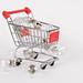 Bulbs in shopping cart