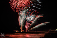 Cromer Fireworks 2019 (2 of 12) (russelldewing) Tags: cromer norfolk north fireworks pier rjd photos rjdphotos colour nikon d3200 russell dewing night reflections sparkle glitter photo photography