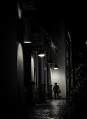 untitled--260 (Stevenchen912) Tags: streetphoto streetcandid streetportrait streetphotographer shadow light silhouette nightscene composition contrast candid bw perspectiva alone raining inspired decisivemoment depth geometry