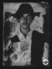 Indivini (LA CAGE AUX FAUVES) Tags: vintage ambrotype ferrotype portrait nb collodion