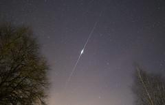 Passage Iridium 61-20190211 (frankastro) Tags: iridium satellite samyang16mm astronomy astronomie astrophotography