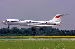 Aeroflot Tupolev Tu-134A CCCP-65042 (gooneybird29) Tags: flugzeug flughafen aircraft airport airplane airline muc riem aeroflot tupolev tu134 cccp65042