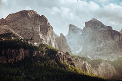 Rising (Daniel Mohn Photography) Tags: south tyrol montains sunset sunrise süd tirol landscape clouds water italy austria