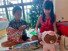 Cosplay bear (Stinkee Beek) Tags: christmas erin ethan