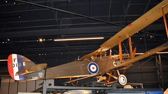 Airco DH.9A c/n WA8459AMA United Kingdom Air Force serial F1010 code C (sirgunho) Tags: royal air force raf museum hendon london england united kingdom preserved aircraft aviation airco dh9a cn wa8459ama serial f1010 code c