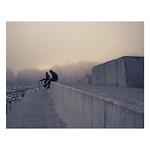Foggy and sunny Bermeo thumbnail