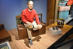 Mister Rogers (jpellgen (@1179_jp)) Tags: heinz history museum historymuseum pitt pittsburgh pgh pa pennsylvania winter march 2019 travel roadtrip nikon sigma 1770mm usa america d7200 mrrogersneighborhood misterrogers fredrogers pbs mrrogers misterrogersneighborhood tv television