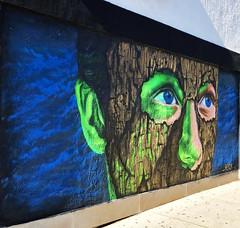 Wicker Man by Joseph Redna (wiredforlego) Tags: graffiti mural streetart urbanart aerosolart publicart chicago illinois ord josephrenda