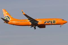 ZS-SJF 10062018 (Tristar1011) Tags: faor ortambo johannesburg jnb mango boeing 737800 b738 zssjf