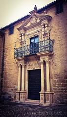 Fachada do Palácio do Marquês de Salvatierra (vmribeiro.net) Tags: ronda espanha fachada palácio marquês salvatierra facade palacio palace sony z1