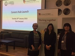 Careers Hub Launch