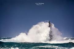19DGR11622 (BreizHorizons) Tags: porspoder four le phare du landunvez abers finistère nord pen ar bed bretagne tempête dans la vague ecume claque iroise chenal didiergrimberg lighthouse wave seascape big dangerous