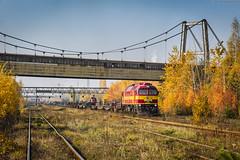 M62M-008 [Rail Polska] (wylaczpantedlugie) Tags: m62m dąbrowa górnicza rail polska