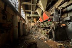Abandoned ICI Plant (Alec-Gibson) Tags: abandoned atrisk derelict disused decay dangerousbuilding keepout iciplant scotland ayrshire urbex urbanexploration explore exploring