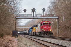 Wooster, Ohio (Nolan Majcher) Tags: ohio oh wooster 6k4 fortwayneline nsnorfolksouthern emdsd60 6020 cefx line soo