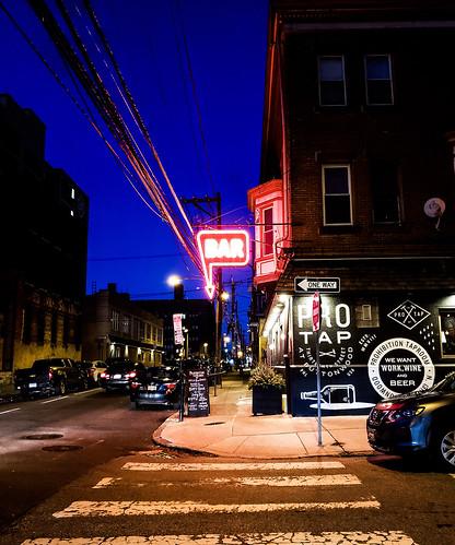 Prohibition Taproom Philadelphia