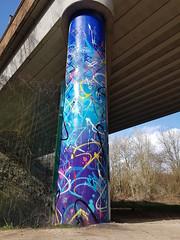 Abstract style   @bombjunkiz #graffiti #art #peinture #painting #mur #wall #graphicdesign #abstract #abstractart #urbanart #tag #dripping #world #colorislife #colorz (bowsjfb) Tags: dripping abstractart art peinture urbanart colorz mur abstract colorislife graphicdesign world painting graffiti tag wall