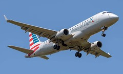 American Eagle | Operated By Republic Airlines | Embraer ERJ-175LR | N127HQ | YUL (tremblayfrederick98) Tags:
