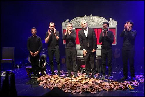 H3+ al Teatro Mecenate