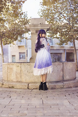 Tomoyo (Florent Joannès) Tags: shooting shoot photo photography portrait photographie modeling mode makeup toulon 50mm 2018 kotori tomoyo sakura cosplay manga