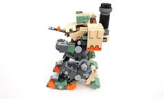 LEGO Overwatch Bastion (75974) (tormentalous) Tags: lego legooverwatch bastion 75974