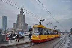 2080 + 2081 - 15 - 21.12.2018 (VictorSZi) Tags: poland warsaw varsovia transport tram tramvai publictransport winter iarna december decembrie nikon nikond5300