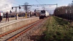 Test Run Vectron 193 902 Siemens + 189 823-8 at Horst-Sevenum,the Netherlands , February 10,2016 (Treinemanke) Tags: item 997 test run ride vectron 193902 1898238 br193 br189 siemens pcw pruf centrum wildenrath hrt horstsevenum the netherlands february 10 2016