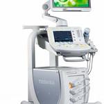 汎用超音波画像診断装置の写真