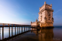 Torre De Belem, Lisboa, Portugal (www.fromentinjulien.com) Tags: fromus75 fromus fromentinjulien fromentin flickr view exposure shot hdr dri manual blending digital raw photography photo art photoshop lightroom photomatix french francais light traitements effets effects world europe portugal lisboa lisbonne capitale capital ville city town città cuida colocación monument history 2019 photographe photographer dslr eos canon 6d fullframe full frame ff 1635mm 1635 canonef1635mmf4l canon1635mmf4 urban travel architecture cityscape street sunrise leverdesoleil pont bridge torre belem lisbon