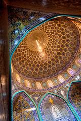 Cúpula (marianobs) Tags: cúpula mezquita irán perspectiva puntodevista nikon d4 colores azulejos contraste 20mm