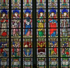 Gante Catedral 66 - Version 2 (Paco Barranco) Tags: bavon gante gent belgica belgium