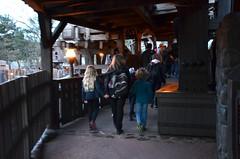 Heading Into Big Thunder Mountain Railroad (Joe Shlabotnik) Tags: disneylandparis disneyland sue paris april2018 france disney everett blurry eurodisney 2018 violet afsdxvrzoomnikkor18105mmf3556ged