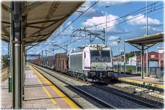 Vacío de autos en Valladolid (440_502) Tags: 253 002 5302 renfe amf alquiler rosco traxx comsa rail transport muriedas valladolid universidad campo grande pecovasa