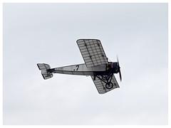 Morane-Saulnier Type H (F-AZMS) (Aerofossile2012) Tags: moranesaulnier typeh fazms avion aircraft aviation meeting airshow laferté 2017